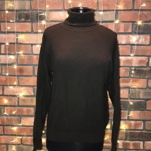 Lord and Taylor Cashmere Turtle Neck Sweater Soft